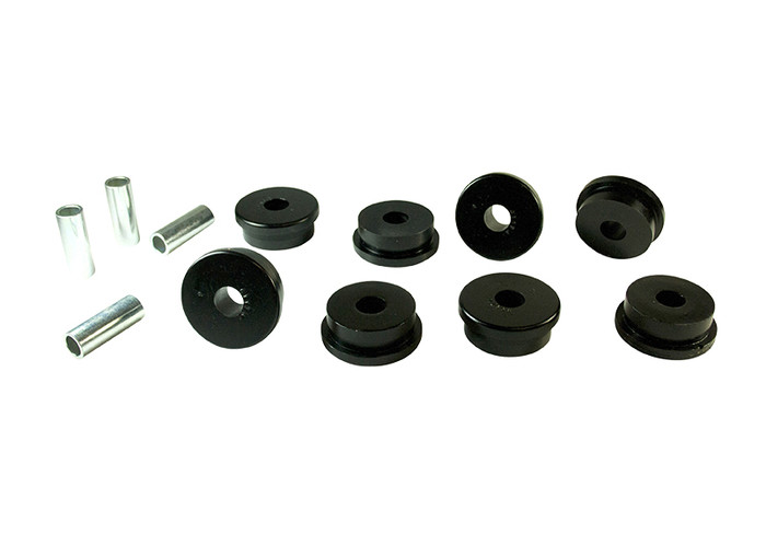 Whiteline W61608A Rear Trailing arm - lower rear bushing MITSUBISHI MONTERO NH, NJ, NK, NL   5/1991-4/2000 4/6CYL-srbpower-com