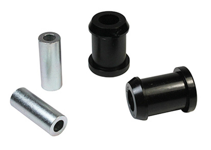 Whiteline W53472 Front Control arm - lower inner front bushing MITSUBISHI MONTERO NS, NT, NW 10/2006-ON 4/6CYL