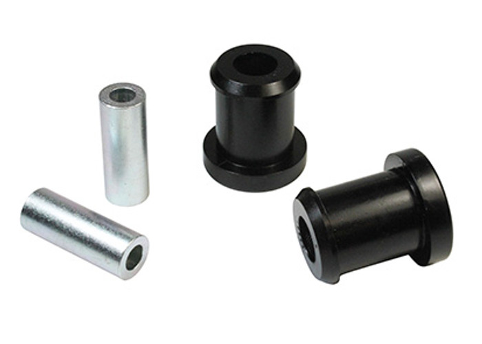 Whiteline W53473 Front Control arm - lower inner rear bushing MITSUBISHI MONTERO NS, NT, NW 10/2006-ON 4/6CYL