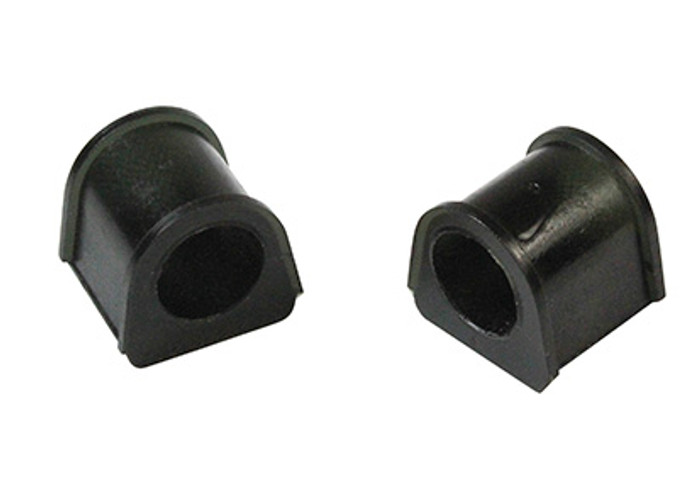 Whiteline W23414 Rear Sway bar - mount bushing MITSUBISHI PAJERO NS, NT, NW   10/2006-ON 4/6CYL-srbpower-com