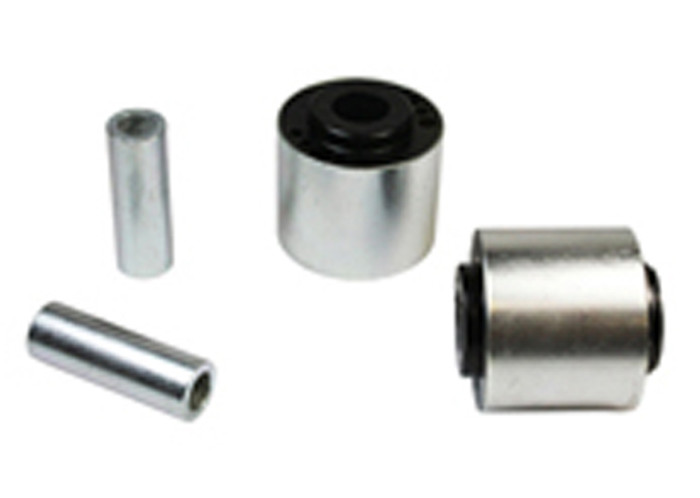 Whiteline W63419 Rear Trailing arm - lower front bushing MITSUBISHI PAJERO NS, NT, NW   10/2006-ON 4/6CYL-srbpower-com