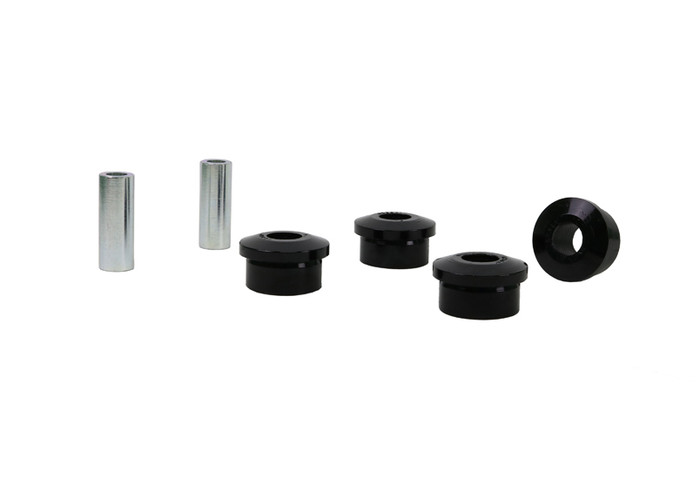 Whiteline W63420 Rear Trailing arm - lower rear bushing MITSUBISHI PAJERO NS, NT, NW   10/2006-ON 4/6CYL-srbpower-com