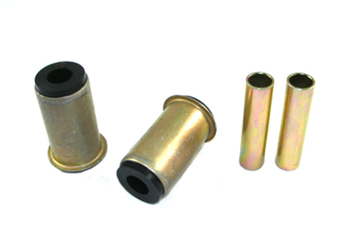 Whiteline W61610 Front Control arm - lower inner rear bushing MITSUBISHI SHOGUN NH, NJ, NK, NL 5/1991-4/2000 4/6CYL