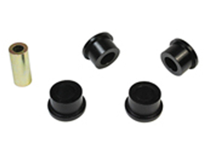 Whiteline W63418 Rear Control arm - lower rear outer bushing MITSUBISHI SHOGUN NS, NT, NW   10/2006-ON 4/6CYL-srbpower-com