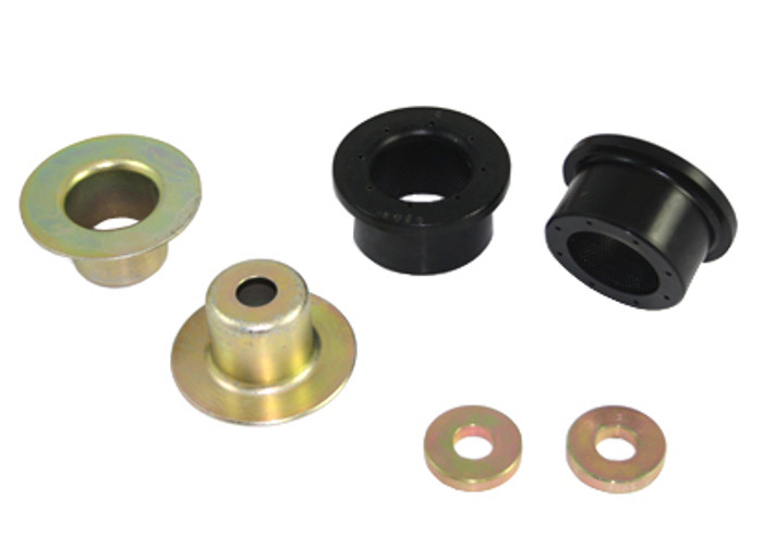 Whiteline KDT913 Rear Differential - mount support rear bushing NISSAN 240SX S13, S14   1989-1998 4CYL-srbpower-com