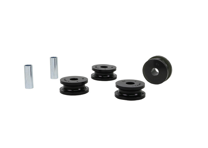 Whiteline W81197 Front Strut rod - to chassis bushing NISSAN BLUEBIRD SERIES 1, 2 AND 3   1981-1986 4CYL-srbpower-com