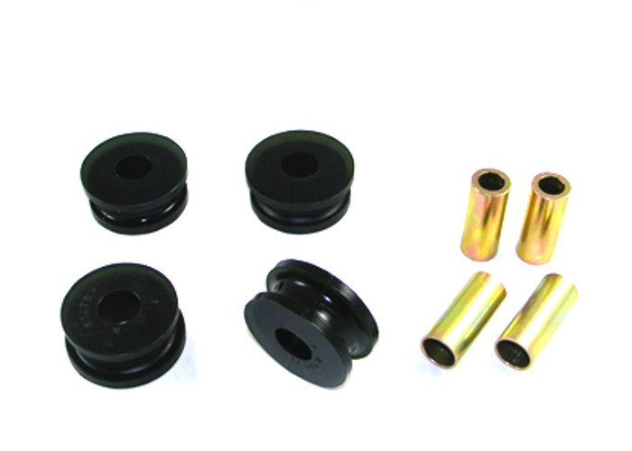 Whiteline W81075 Front Strut rod - to chassis bushing NISSAN FAIRLADY HS30   10/1970-5/1974 6CYL-srbpower-com