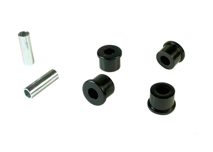 Whiteline W51450A Rear Control arm - lower inner and outer bushing NISSAN FAIRLADY Z31   9/1983-12/1989 6CYL-srbpower-com