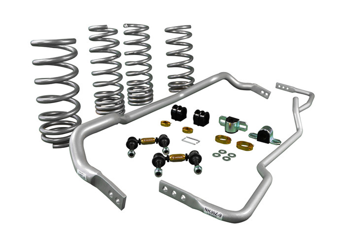 Whiteline GS1-NIS001 F and R Grip Series Kit NISSAN FAIRLADY Z33 10/2003-2009 6CYL
