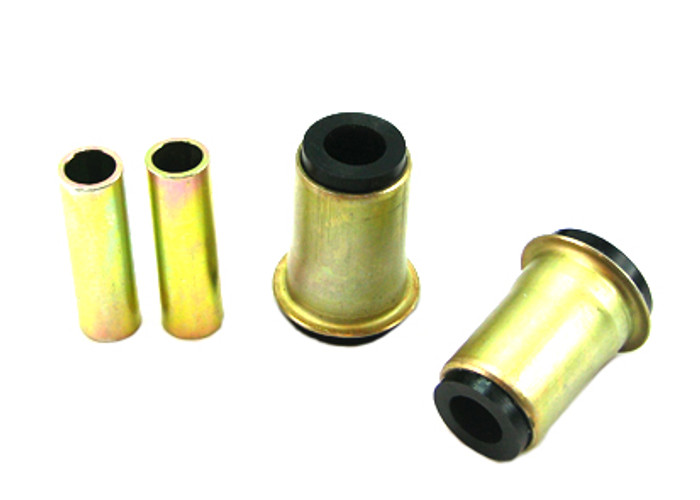 Whiteline W51627 Front Control arm - lower inner bushing NISSAN SILVIA S14, S15   7/1994-2002 4CYL-srbpower-com