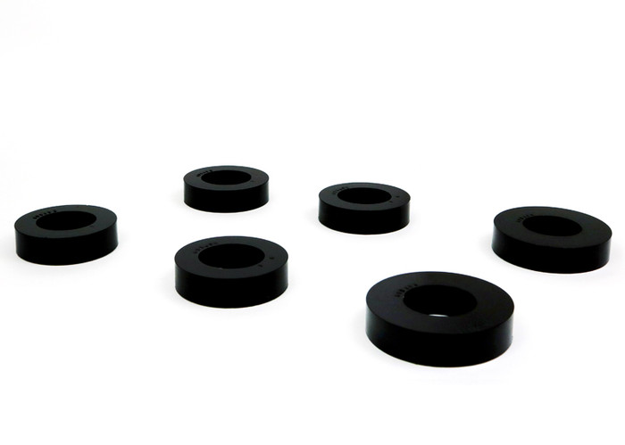 Whiteline KCA349 Rear Subframe - align and lock kit bushing NISSAN SKYLINE R32 GTR, GTS-4 AWD 5/1987-1994 6CYL-srbpower-com