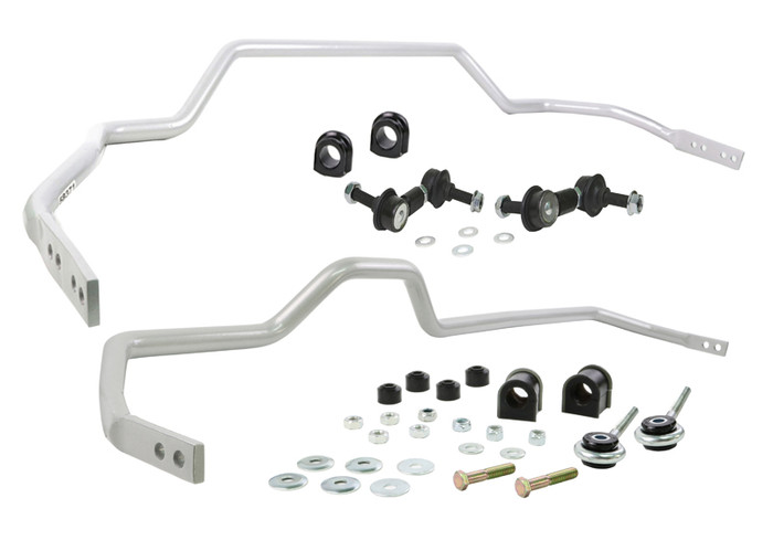Whiteline BNK010 F and R Sway bar - vehicle kit NISSAN SKYLINE R33 GTS, GTS-T RWD 4/1993-2/1998 6CYL
