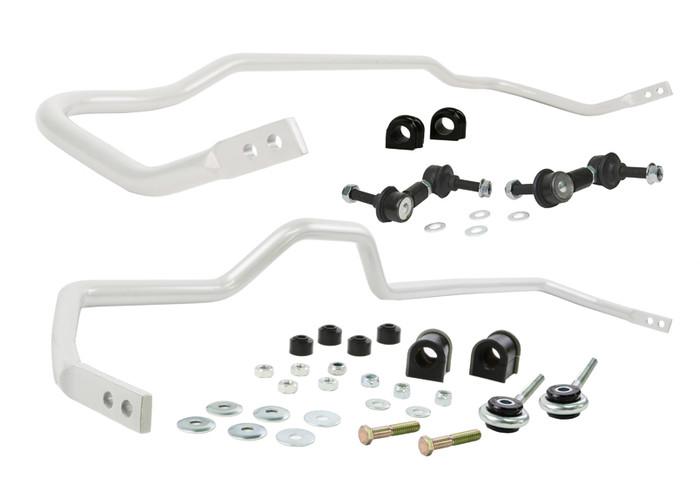 Whiteline BNK011 F and R Sway bar - vehicle kit NISSAN SKYLINE R33 GTR, GTS-4 AWD 4/1993-2/1998 6CYL-srbpower-com