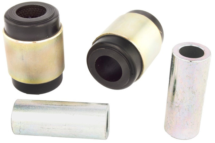 Whiteline W62535 Rear Shock absorber - to hub bushing NISSAN SKYLINE V35  RWD 6/2003-9/2007 6CYL-srbpower-com