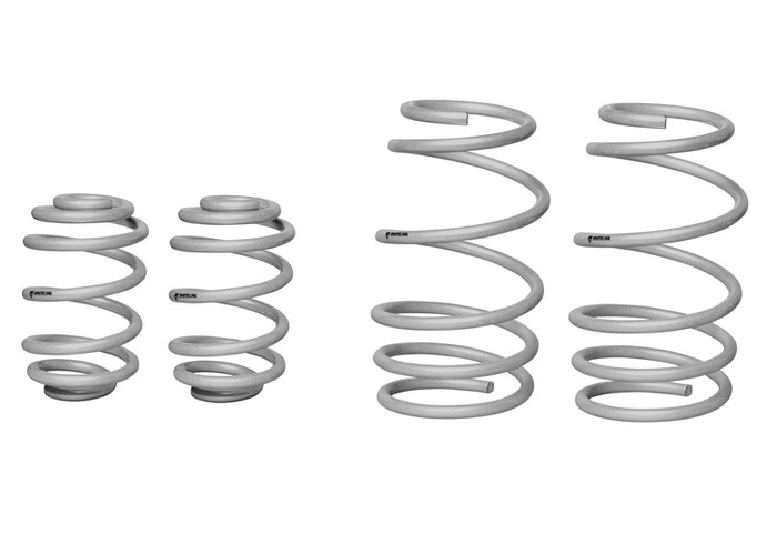 Whiteline WSK-REN001 F and R Coil Springs - lowered RENAULT CLIO II X65 1998-2012 4/6CYL
