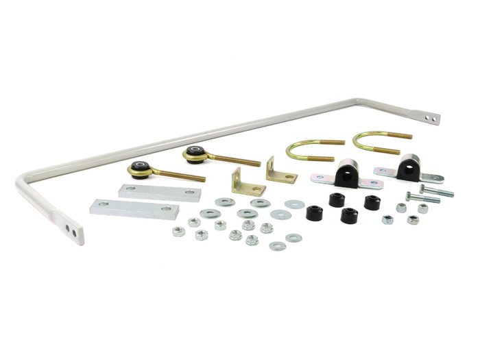 Whiteline BRR10Z Rear Sway bar RENAULT CLIO III X85 INCL SPORT 2005-8/2013 4CYL