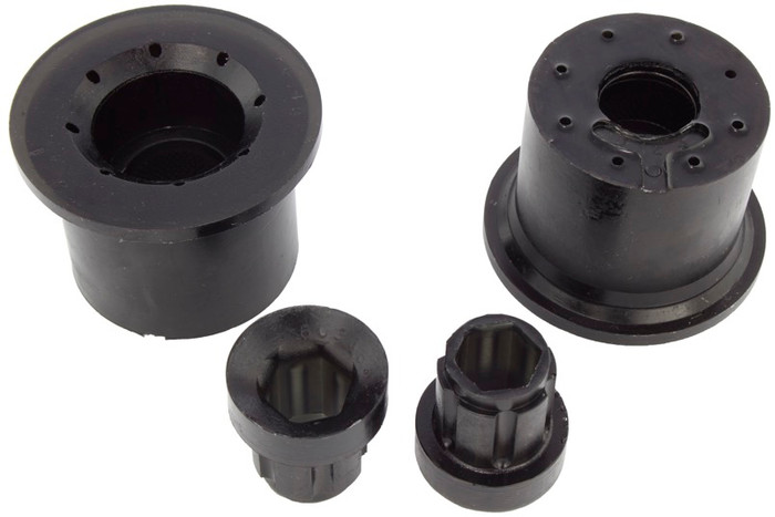 Whiteline W53196 Front Control arm - lower inner rear bushing SKODA FABIA MK2 (TYP 5J)   4/2007-10/2014 3/4CYL-srbpower-com