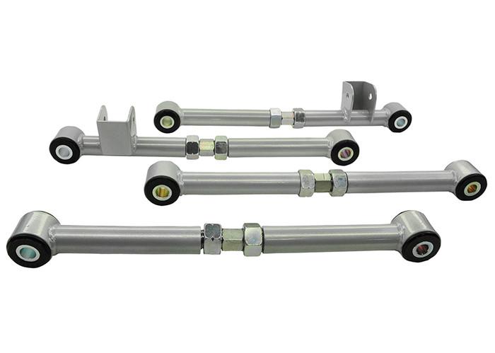 Whiteline KTA108 Rear Control arm - lower front and rear arm SUBARU IMPREZA GC SEDAN, GF WAGON EXCL WRX AND STI  4/1993-9/2000 4CYL-srbpower-com
