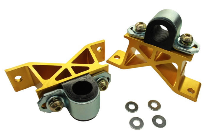 Whiteline KBR21-22 Rear Sway bar - mount kit SUBARU IMPREZA WRX STI GD SEDAN, GG WAGON MY03 10/2002-9/2003 4CYL