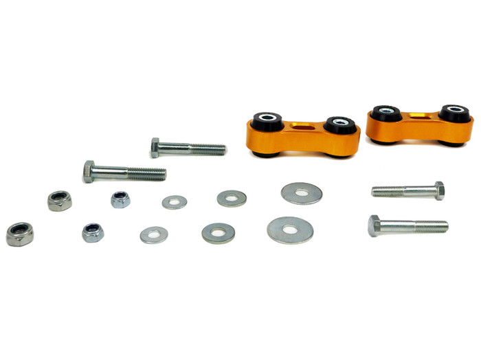 Whiteline KLC30 Front Sway bar - link SUBARU LEGACY BC, BF INCL RS TURBO 10/1989-5/1994 4CYL