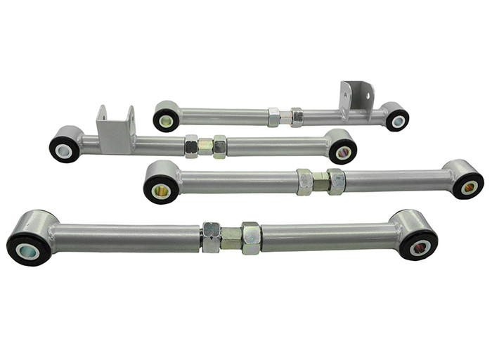 Whiteline KTA108 Rear Control arm - lower front and rear arm SUBARU LEGACY BC, BF INCL RS TURBO 10/1989-5/1994 4CYL
