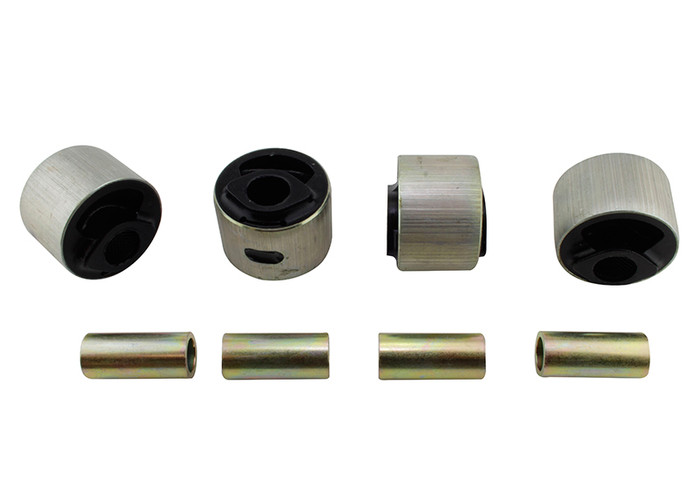 Whiteline W81730 Front Leading arm - to diff bushing TOYOTA LANDCRUISER KZJ73   1990-2002 4CYL-srbpower-com