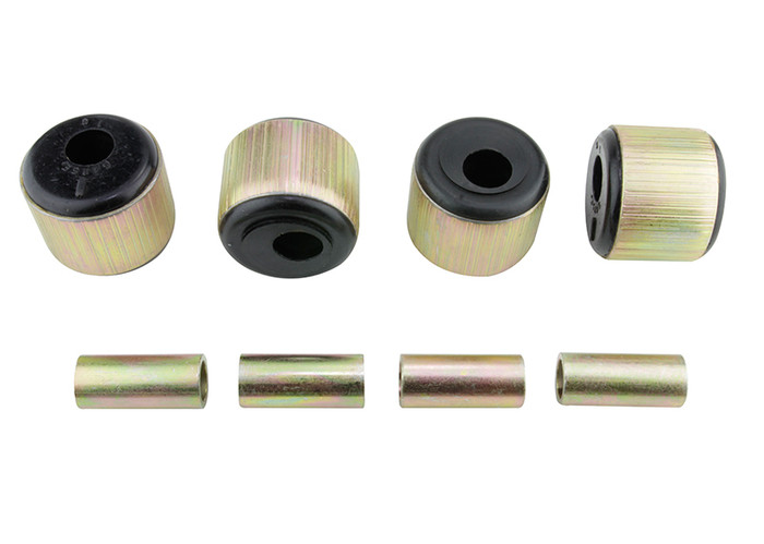 Whiteline W81730E Front Leading arm - to diff bushing TOYOTA LANDCRUISER KZJ73   1990-2002 4CYL-srbpower-com