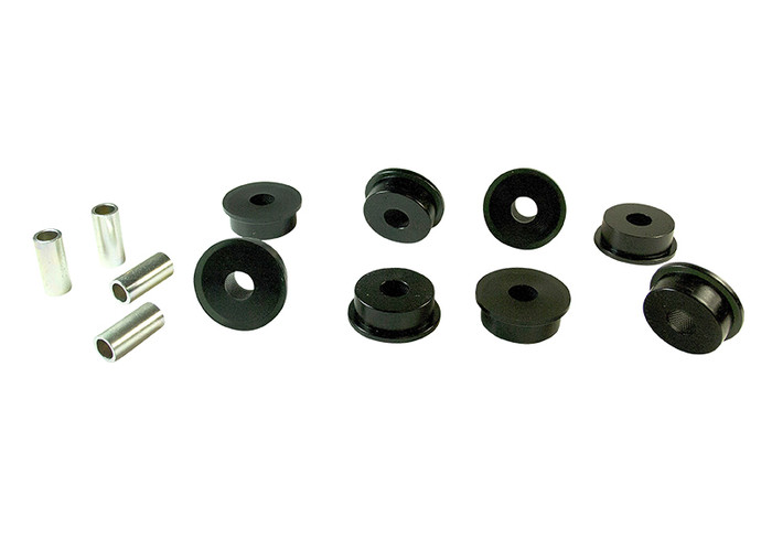 Whiteline W81428A Rear Leading arm - to diff bushing TOYOTA LANDCRUISER KZJ73   1990-2002 4CYL-srbpower-com