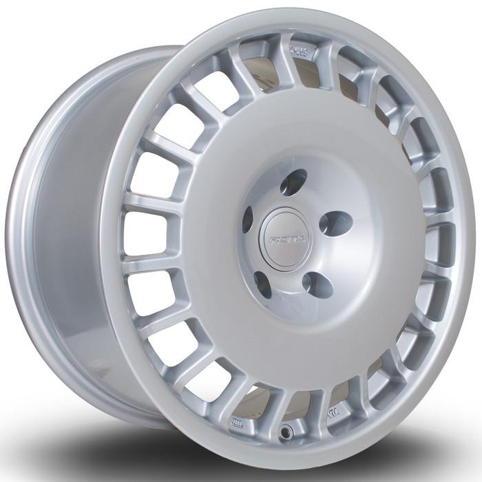 Rota D154 17x8 ET42 4x108 Silver srbpower.com