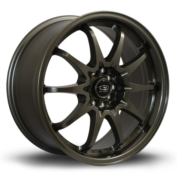 Rota Fight 17x8 ET44 5x100/114 Bronze srbpower.com