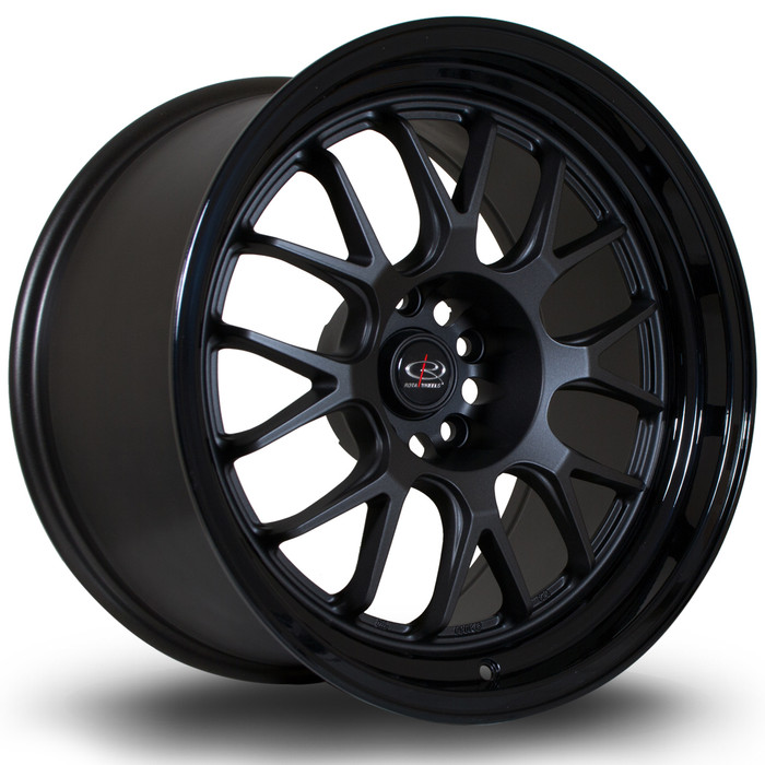 Rota MXR 18x10 ET12 5x114 FGMBlack srbpower.com