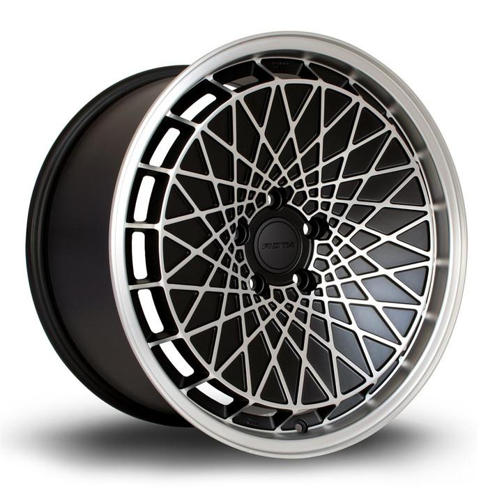 Rota RM100 18x9 ET40 5x120 MPFBlack srbpower.com