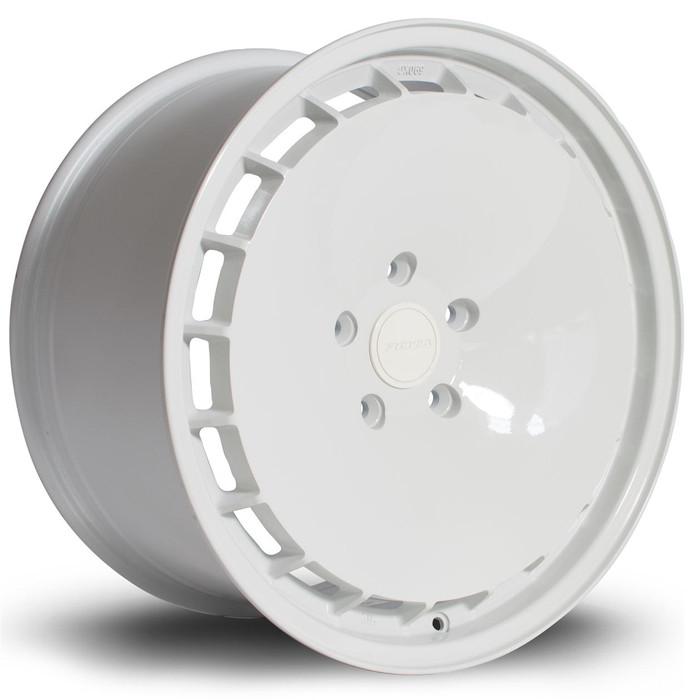 Rota RM200 18x9 ET40 5x112 White srbpower.com