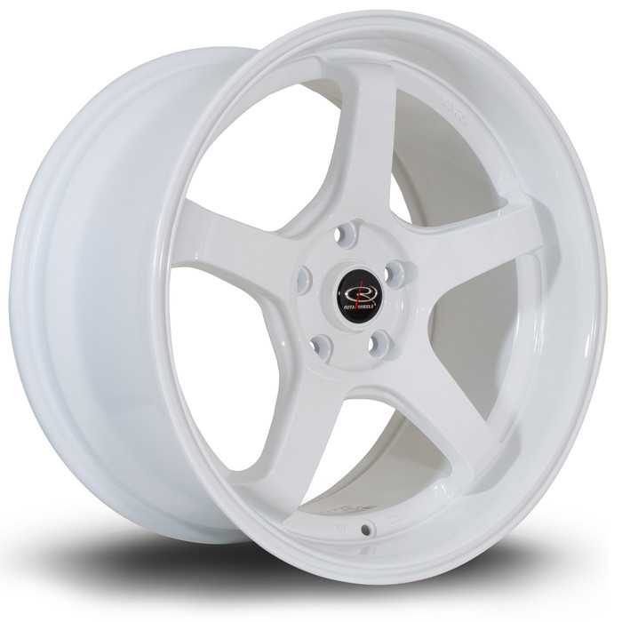 Rota RT5 18x10 ET20 5x120 White srbpower.com