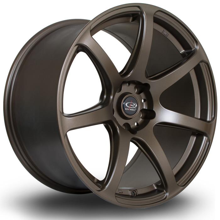 Rota ProR 18x10 ET22 5x114 MBronze3 srbpower.com