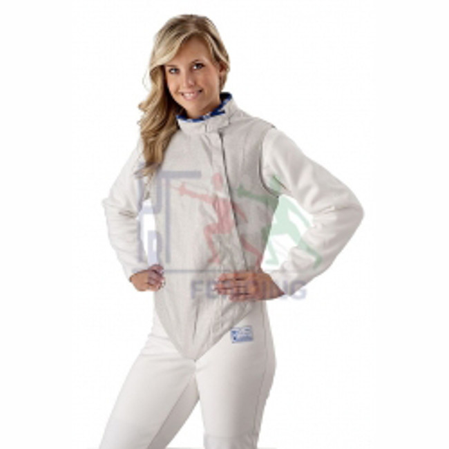 PBT Electric Vest for Women - Foil - washable INOX