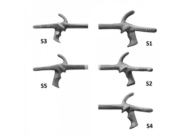 PBT S-Style Grip