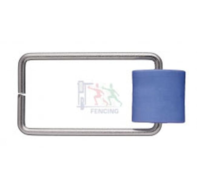 Security Clip for epée inside guard socket