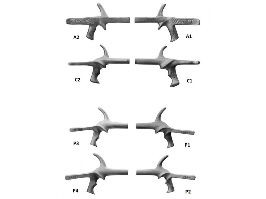 PBT A Style Grips