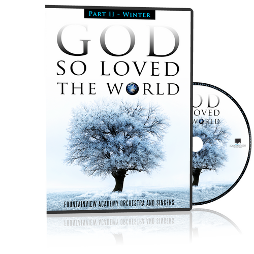 WINTER - God So Loved the World DVD (Part II)
