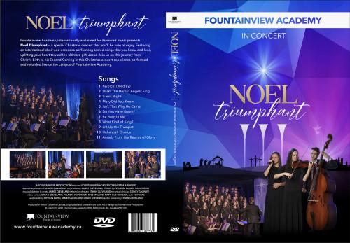 DVD Sleeve Artwork