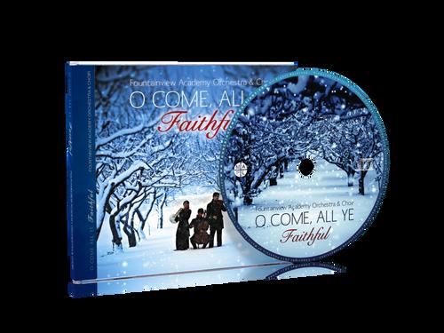 O Come All Ye Faithful CD