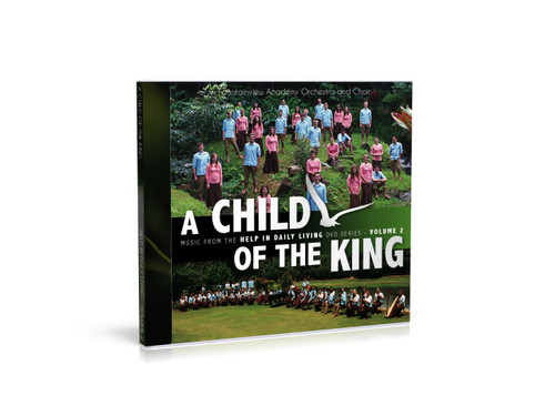 A Child of the King CD