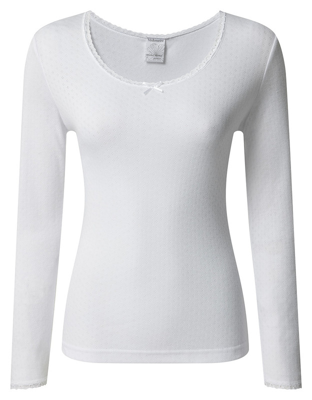 dd5d64c3b Womens brushed thermal long sleeve top by Vedoneire of Ireland · Black Thermal  Top · Silver Grey Thermal Top · White Thermal Top