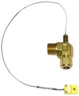 Dry Gas Meter Thermocouple Elbow