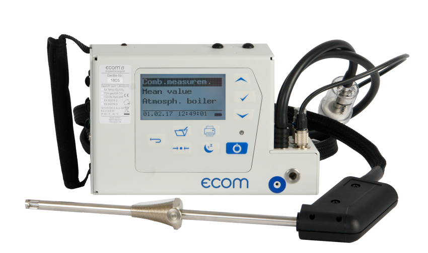 ECOM B Portable Gas Analyzer