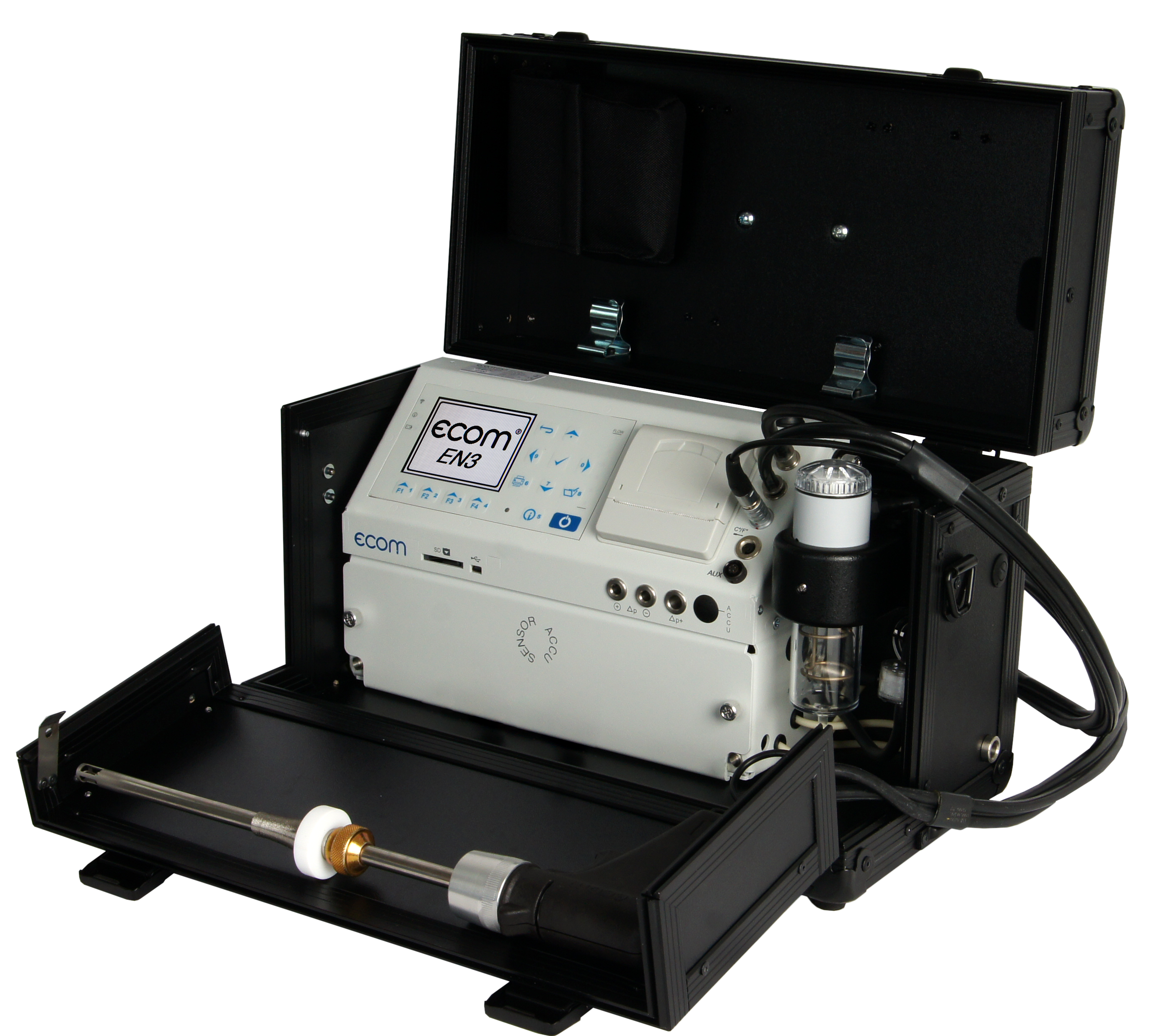 ECOM EN3 Portable Gas Analyzer