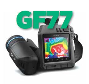 FLIR GF 77 Infrared Camera