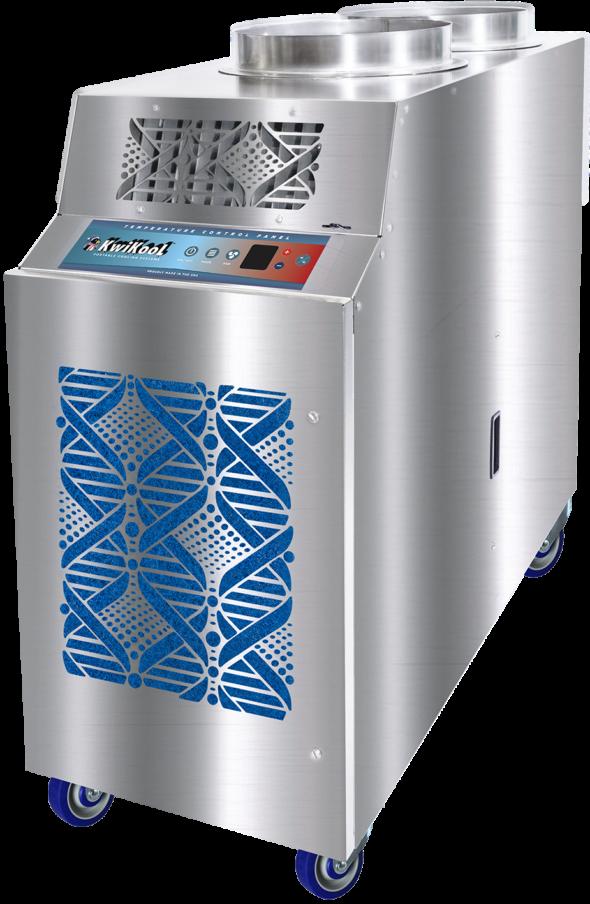 KBIO1411 Medical Grade Portable Air conditioning