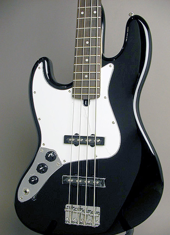 Bacchus Universe Series BJB-1R-LH - 4-String Bass - Left Handed - Black